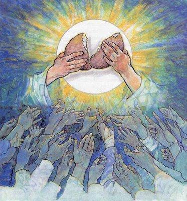 Resultado de imagen para Cielos, destilad desde lo alto al Justo, las nubes lo derramen.  V/. Voy a escuchar lo que dice el Señor: «Dios anuncia la paz